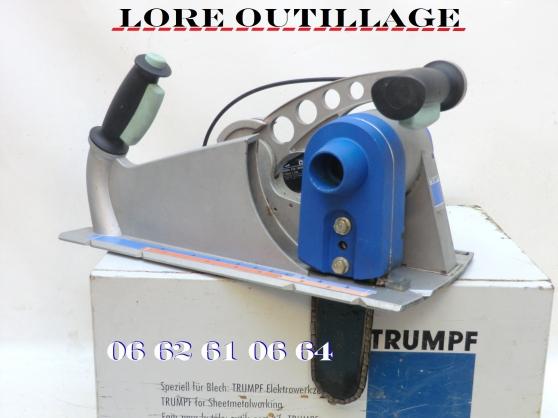 Annonce occasion, vente ou achat 'TRUMPF TPC 150-2'