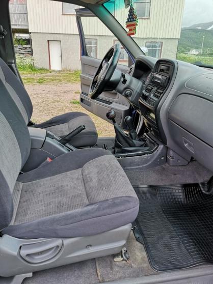 Nissan King Cab 2.5 TD 4wd Diesel
