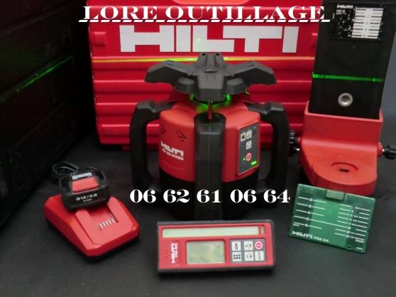 Annonce occasion, vente ou achat 'HILTI PR-30 HVSG A12'