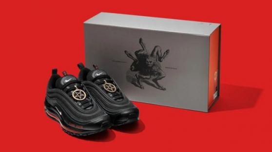 Annonce occasion, vente ou achat 'Satan shoes'