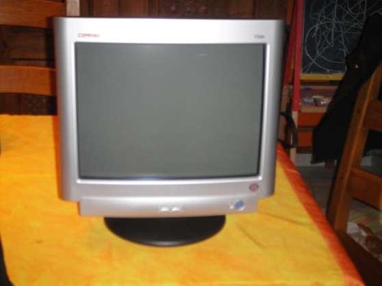 ecran ordinateur 17 compac 7500 - Annonce gratuite marche.fr