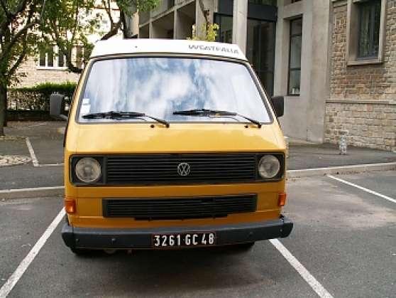 Volkswagen Transporter WESTFALIA 1.6 D
