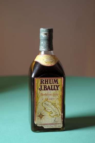 Bottiglia di rhum eccezzionale