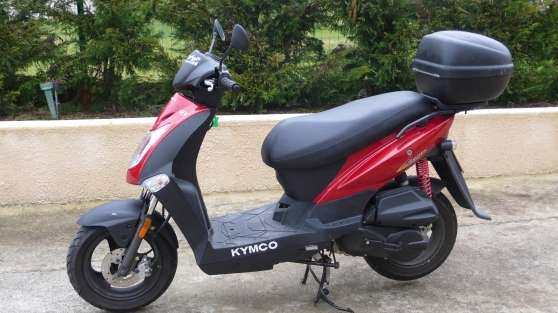 Annonce occasion, vente ou achat 'kymco 125cm3'