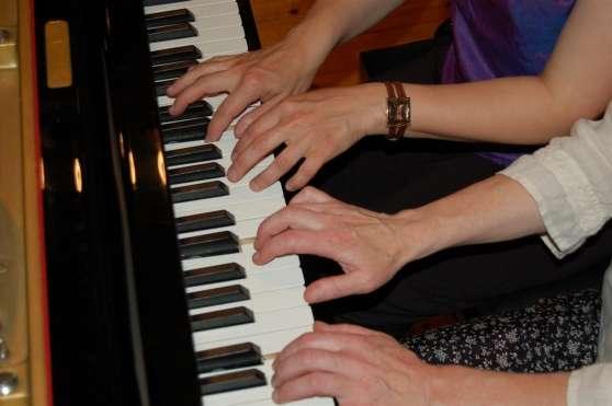 Professeur de Piano - Solfège - Eveil mu