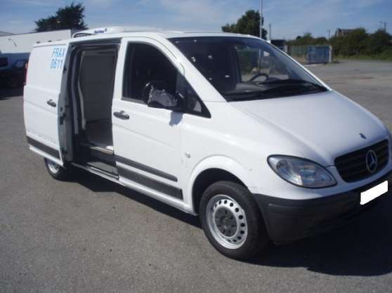 Mercedes Vito 109 CDI - Fourgon isotherm