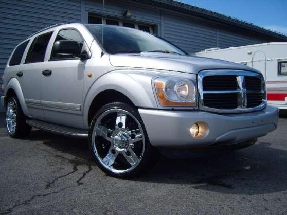 Annonce occasion, vente ou achat 'Dodge Durango 4,7'