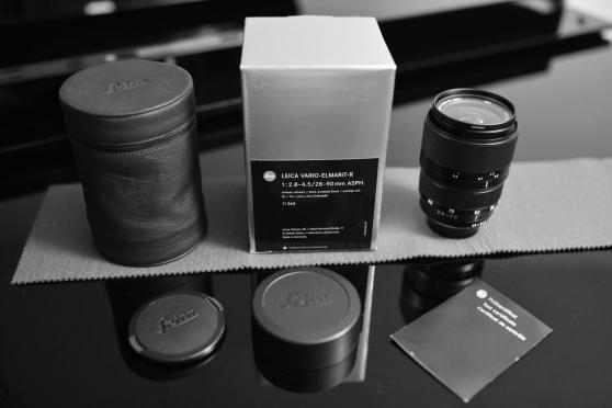Leica Vario Elmarit R f/ 2.8-4.5 28-90mm