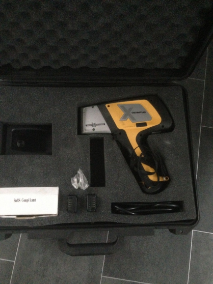 Annonce occasion, vente ou achat 'Analyseur Olympus Xrf Delta'