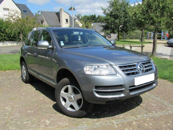 vw touareg 3 0 v6 tdi auto volkswagen bourg en bresse reference aut vol vw petite annonce. Black Bedroom Furniture Sets. Home Design Ideas