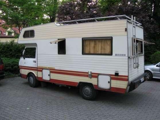 volkswagen lt 35 karmann camping car caravanes camping car camping car beaumont du ventoux. Black Bedroom Furniture Sets. Home Design Ideas