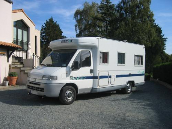 Annonce occasion, vente ou achat 'Profilé Chausson Allegro 31 de 1998'
