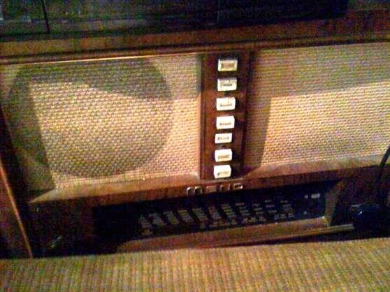 radio ancien mende aprox 1930