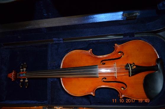 Annonce occasion, vente ou achat 'violon( Luthier Italien Cremona )'