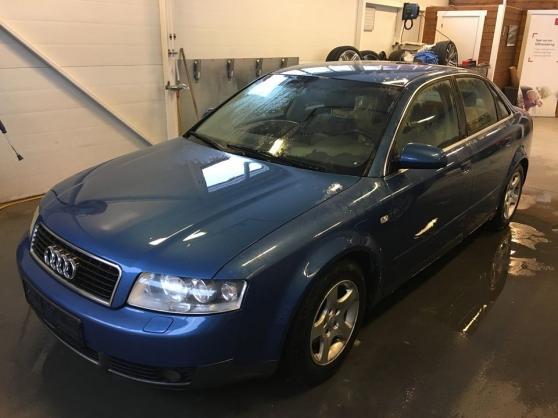 Audi A4 2.0-131HK