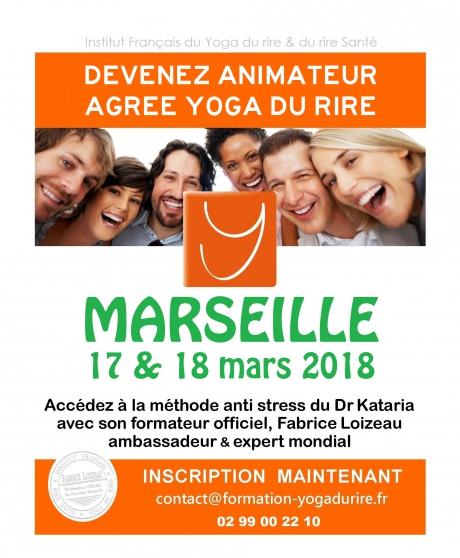 formation animateur agréé yoga du rire - Annonce gratuite marche.fr
