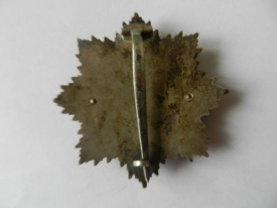 deutsch kreuz silver