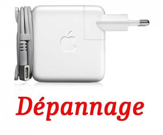 dépannage de chargeurs macbook apple - Annonce gratuite marche.fr