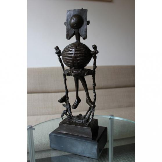 sculpture bronze pablo picasso signé - Annonce gratuite marche.fr