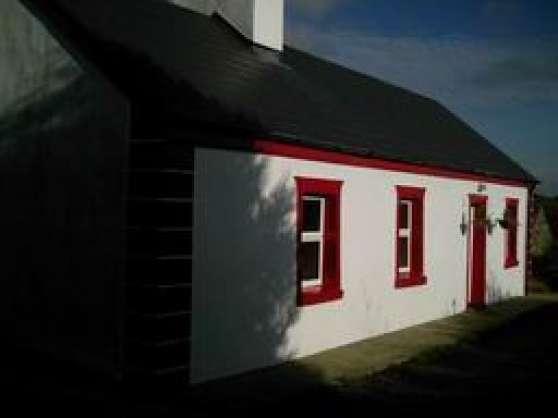 Au Nord-Ouest de l'Irlande, 2 cottages s