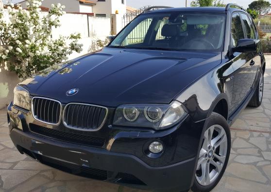 BMW X3 , 2 L, 177 CH