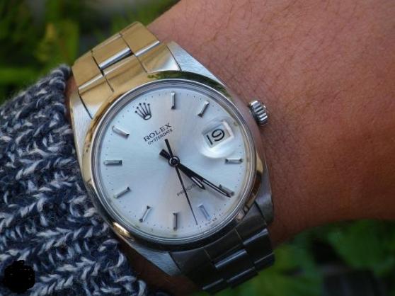 Rolex Oysterdate