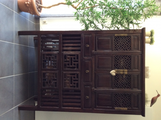 Armoire chinoise (buffet,légumier)