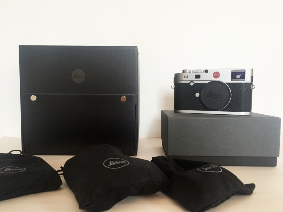 Annonce occasion, vente ou achat 'LEICA M240 NEUF'