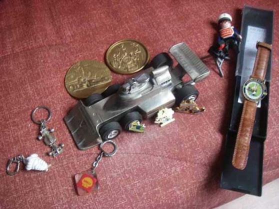 Annonce occasion, vente ou achat 'objet collection sport auto'