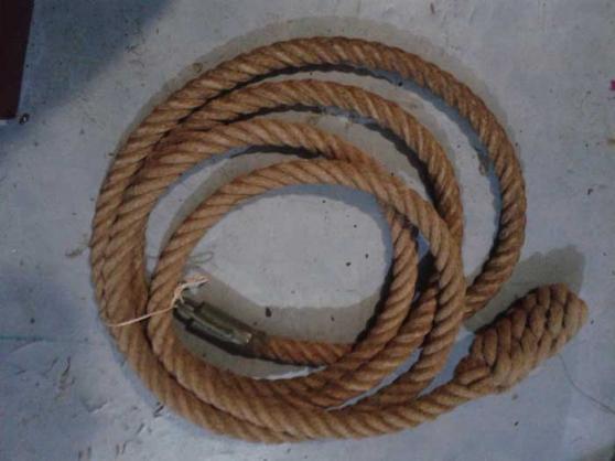 corde lisse - Annonce gratuite marche.fr
