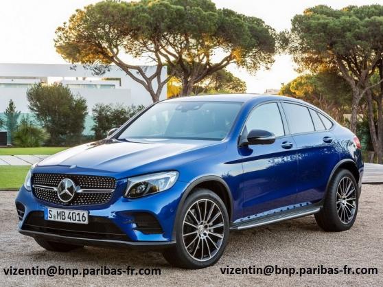 Annonce occasion, vente ou achat 'Mercedes GLC Coupé'
