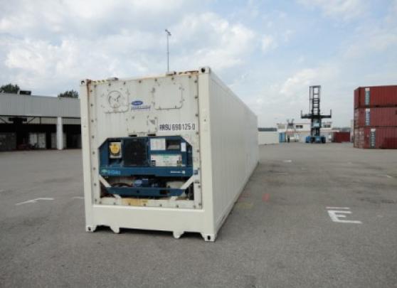 Container frigorifique
