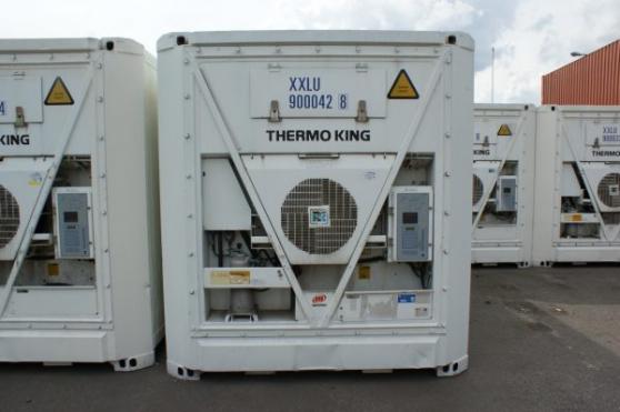 Container frigorifique - Photo 2