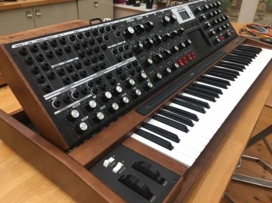 Annonce occasion, vente ou achat 'Moog Minimoog Voyager XL'