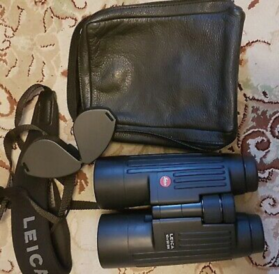 Jumelle Leica 10x50 BN Trinovid