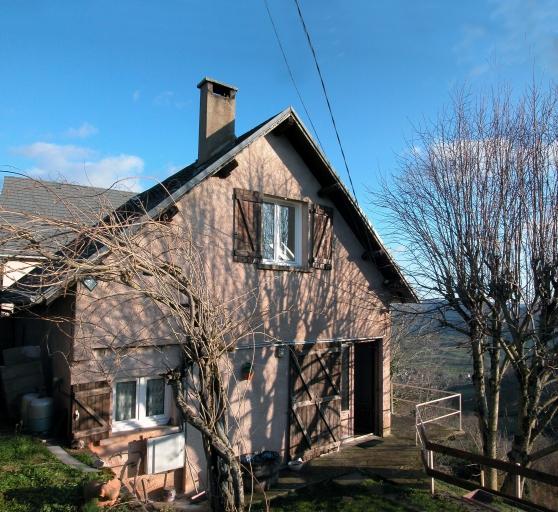 Petite maison dans le Vallon 12km rodez