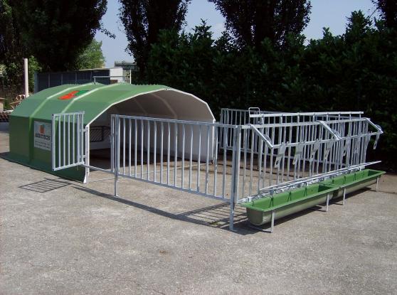 NICHE A 10 VEAUX MOD. AGRIBOX10