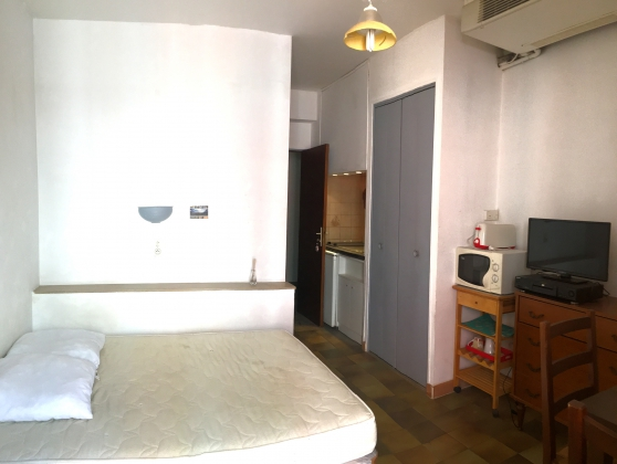 Studio en Centre-Ville V1831