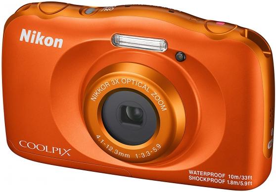 Annonce occasion, vente ou achat 'Nikon Coolpix W150 orange'