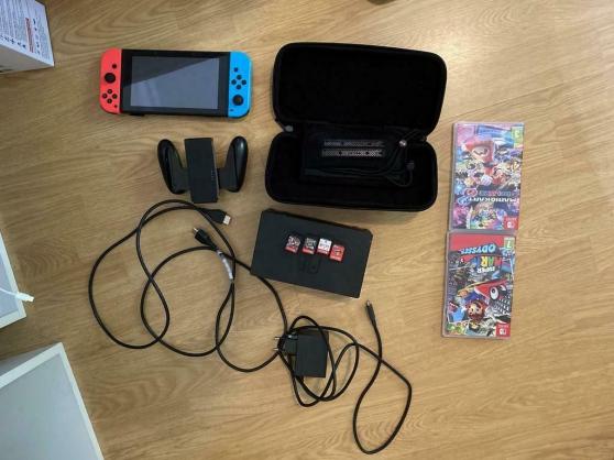 Annonce occasion, vente ou achat 'Console Nintendo'