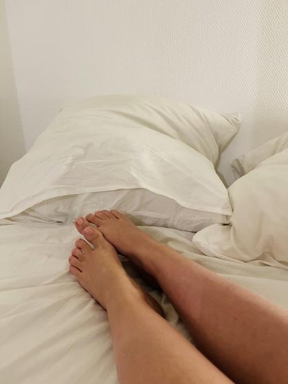 Vend jolie pieds