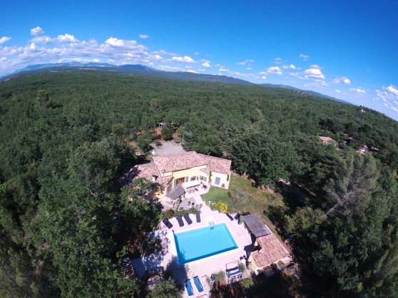 Villa 198 m²x12 000 m² lac de ste Croi