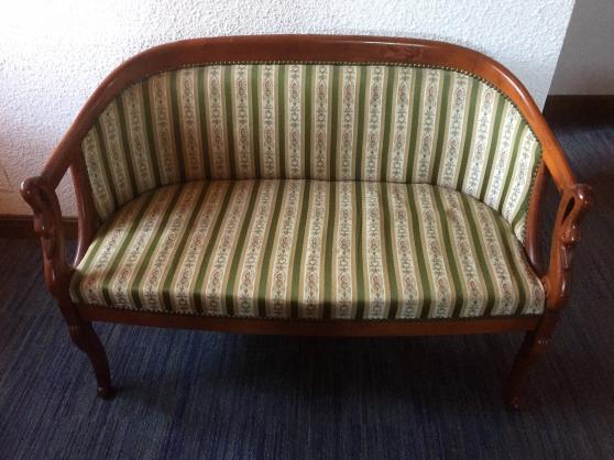 Annonce occasion, vente ou achat 'Fauteuil et sofa style Empire'