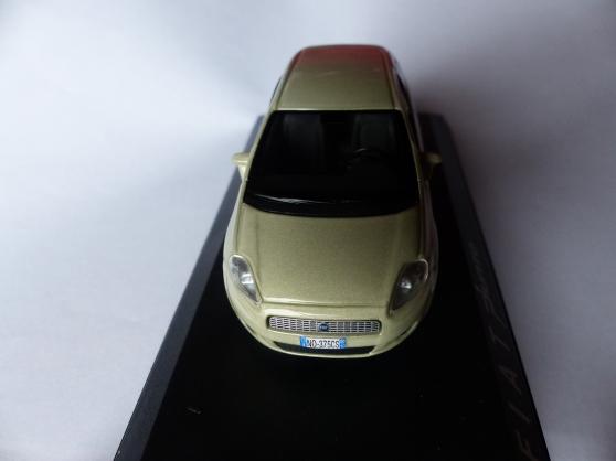 Annonce occasion, vente ou achat 'FIAT PUNTO NOREV 1/43ème'