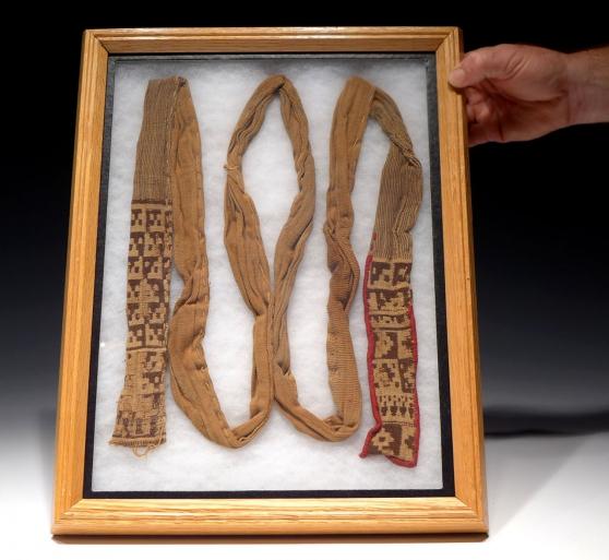 Annonce occasion, vente ou achat 'Ceinture antiquité précolombienne'
