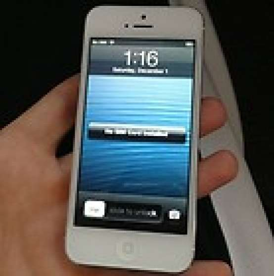 iPhone 4S 16gb Blanc
