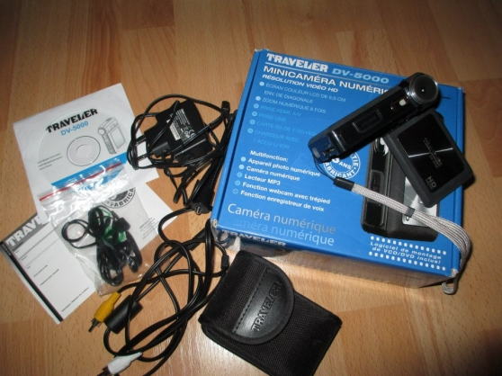 mini camescope numérique hd 5 en1