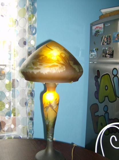 lampe de table GALLE