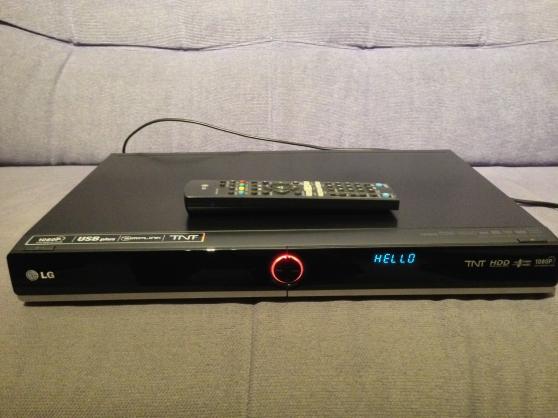 lecteur DVD LG RHT497H