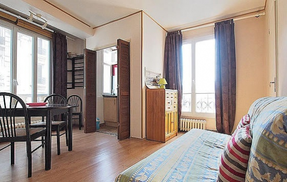 studio meublé à Bastille
